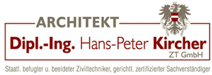 Architekt - Dipl.-Ing. Hans-Peter Kircher